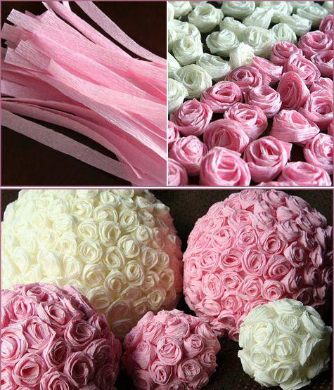 ▷PAPERBLOG Manualidades - Decora con rosas de papel