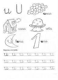 Vocales Para Colorear Preescolar Archivos Página 17 De 23