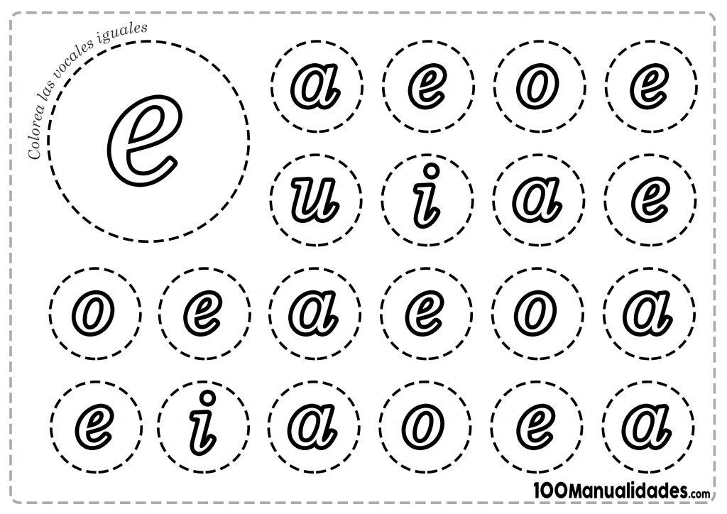 Letra E Mayúscula Para Colorear Letras Para Imprimir