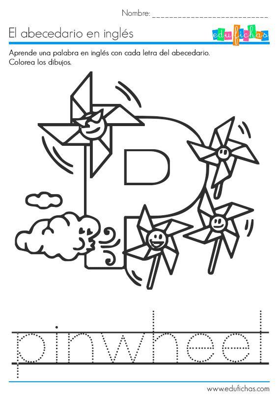 Descarga Nuestro Cuadernillo Del Abecedario En Inglés En Pdf Gratis