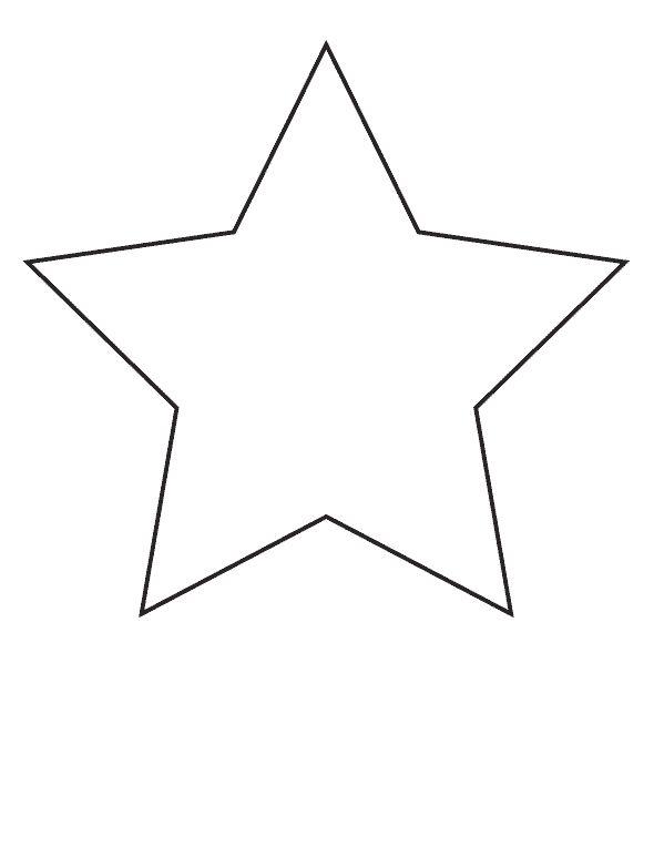 estrellas para colorear - Buscar con Google... – Manualidades