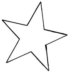 Estrellas Para Colorear Medianas Archivos Página 21 De 21