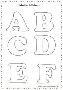 Letras Para Recortar Archivos Pagina 37 De 38 Manualidades