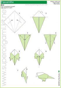 Como Hacer Figuras En Papel Origami Paso A Paso 1 | Yoda en ... | 300x210