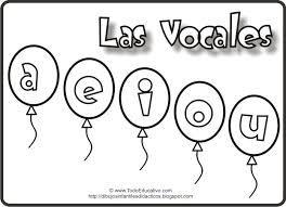 Vocales Para Colorear Preescolar Archivos Página 21 De 23