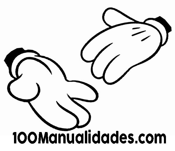 Moldes De Zapato Mickey Mouse Para Imprimir Buscar Con Google