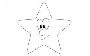 Estrellas Para Colorear Medianas Archivos Página 14 De 21