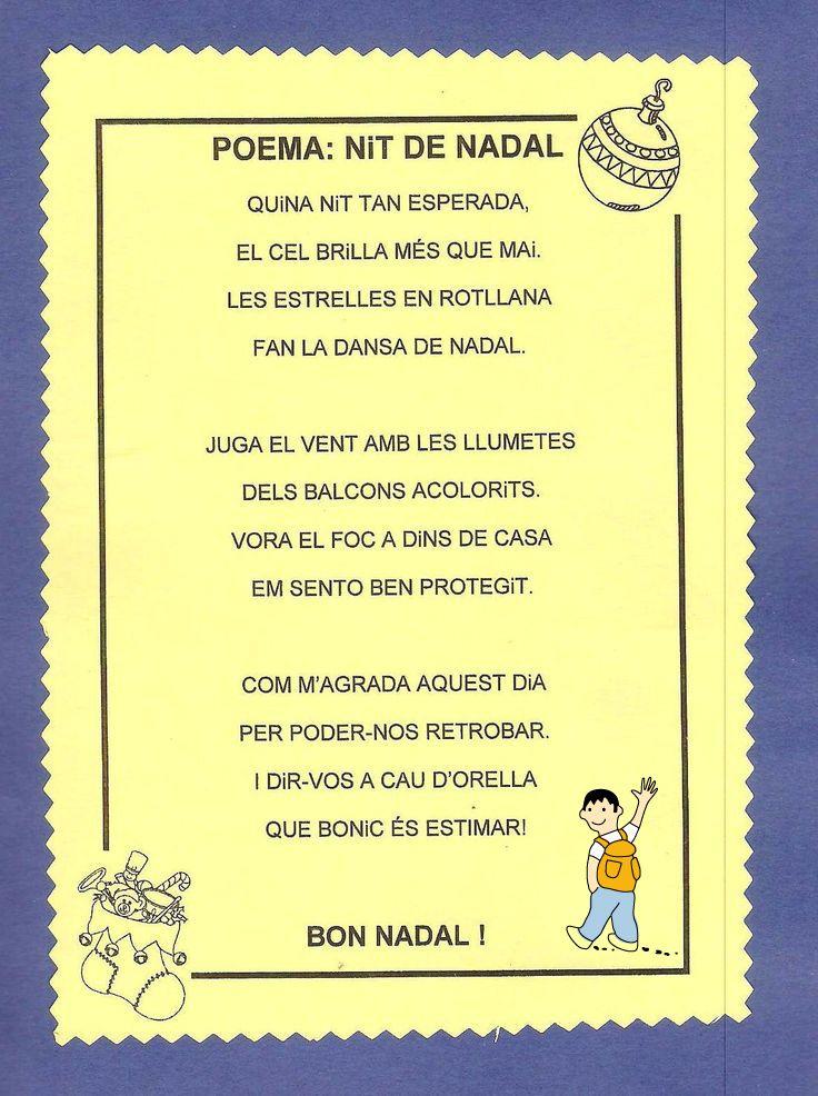 Poema de navidad para ni os peque os 100 manualidades for Tarjetas de navidad para ninos pequenos