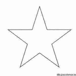 Estrellas Para Colorear Medianas Archivos Página 13 De 21