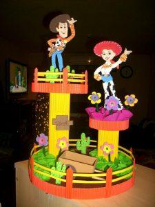 Centros de Mesa Toy Story 15