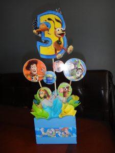 Centros de Mesa Toy Story 7
