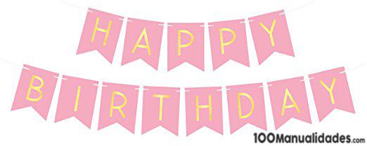 Letras De Feliz Cumpleaños Para Imprimir Y Colorear